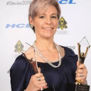 #NIMLive Founder Marketing Solutionist Suzanne McDonald New Media International Business Award Winner